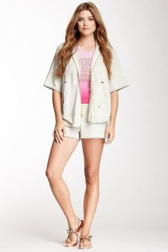 Terry Crochet Capulet Short by Juicy Couture on @HauteLook