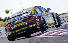 Rob Austin Racing Audi A4 in British Touring Car Championship © Phil Laughton Photography
