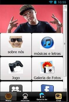 O aplicativo é um aplicativo MC Gui onde temos recolher todas as informações que você needon MC Gui, você tem toda a sua mídia social em um só lugar. Através de nosso aplicativo, você vai facilmente em<p>- MC Gui Canção<br>- MC Gui Letras<br>- MC Gui Galeria de Fotos<br>- MC Gui Jogos<br>- MC Gui Puzzles<br>- MC Gui Facebook<br>- MC Gui Atualização<p>IMPORTANTE:<br>Este é um aplicativo feito por fã não oficial. Todas as letras são propriedade e copyright de seus respectivos autores, artistas…