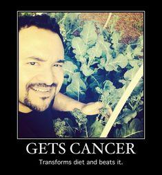 Comment je me suis guéri d'un cancer - naturellement - Santé Nutrition