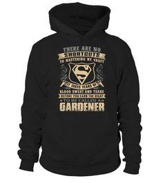 GARDENER Cool Gifts JobTitle