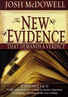"""Is the Bible historically reliable? Is there credible evidence of Christ's claim to be God? Will Christianity stand up before 21st century critics? Josh McDowell's """"New Evidence That Demands a Verdict"""" is a classic defense of the faith. It answers new questions posed by today's culture. It includes: Archaeological evidence from the last twenty years and topics such as the nature of truth, postmodernism, skepticism, agnosticism, mysticism, the Christian worldview, and the knowability of…"""