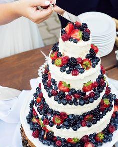 Nás svatební dort :) #marketkaatomsvatba #dort #cake #weddingcandybar #weddingcake