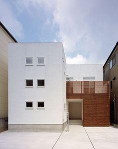 リビングを高い天井にした家・間取り(埼玉県草加市) | 注文住宅なら建築設計事務所 フリーダムアーキテクツデザイン