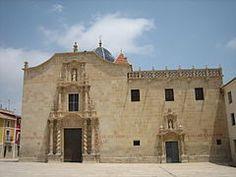 El monasterio de la Santa Faz,  también conocido como monasterio de la Verónica, es un monasterio de religiosas Clarisas de clausura ubicado en la ciudad de Alicante