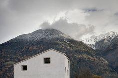 Haus am Mühlbach, Mühlen in Taufers on Behance