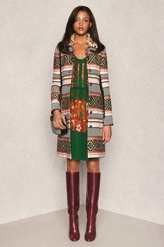 Diane Von Furstenberg - Coleção Outono-inverno 2015 imagem: divulgação