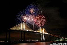 Newton Navarro Bridge - Natal, RN - Brazil