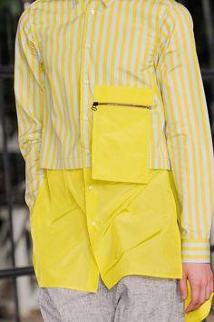 John Galliano Men's Details S/S '14