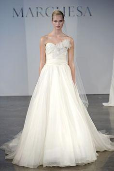 abito da sposa Marchesa Spring 2014
