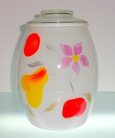 Bartlett Collins Cookie Jar