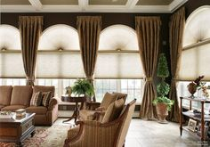 Mural Of Convert Your Tedious Window Covering With These Astounding Coverings For Large Windows Arched