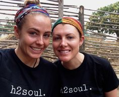 H2Soul Sisters Lacy and Kirby journeyed to Moyo, Uganda to document the building of a rainwater catchment system made possible by BPN Member Global Women's Water Initiative. Annnd, the sisters raised $1020.00 along the way for Blue Planet Network!