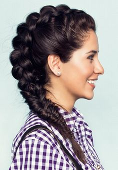 Braids and plaits: Plait hair styles you have to try