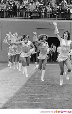 Cheerleaderką być ;-)