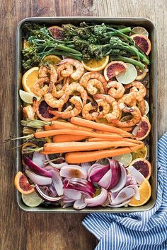 Healthy sheet pan sh