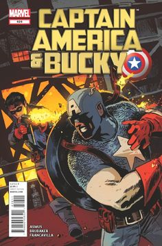 The secret story of the early days of Captain America, told from Bucky Barnes's point of view.