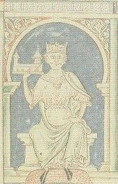 William the Bastard (Conqueror) from Anglo-Saxon Chronicle