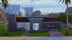 Mod The Sims - Modern 1951 - 2BR/2.5BA