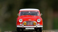 #mini car #model #red #toy