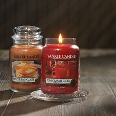 SPECIAL APPEARANCE  .Join me & @debbieflintauthorqvc on @qvcuk tonight at 8pm to see these two very special @YankeeCandleEu Large Jar fragrances at an even more special price!  .Tag a friend below who would love these sweet treats for #Christmas!