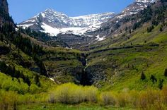 i so want to go hiking up there! Sundance, Utah
