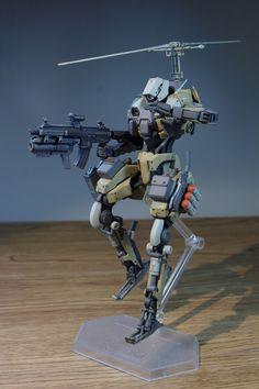 模型・プラモデル投稿コミュニティ【MG-モデラーズギャラリー】ガンプラ|AFV|ジオラマ| - Dust devil Custom Gundam, Gunpla Custom, Arte Robot, Robots Characters, Lego Mecha, Robot Concept Art, Gundam Art, Futuristic Art, Humanoid Robot