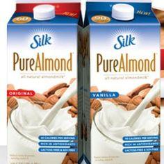Silk--Almond Milk