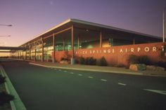 Alice Springs Airport, NT Finalist - Australian Tourism Awards 2011 - Qantas Award for Excellence in  Sustainable Tourism @QATAINFO #Australia Alice Springs Airport is the gateway to Central Australian tourism and is committed to providing a sustainable and innovative operation.  The airport has recently broken new ground in energy consumption, water savings and rehabilitation of its local surroundings.