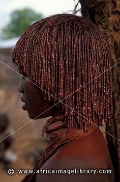 Hamer woman, Turmi, South Omo Valley, Ethiopia