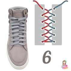 Discover recipes, home ideas, style inspiration and other ideas to try. Tie Shoes, Your Shoes, Diy Fashion, Fashion Shoes, Womens Fashion, Ways To Lace Shoes, Creative Shoes, Tie Shoelaces, Lace Patterns