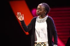 "Eunice Akoth's emotional performance of ""My Dream"" during the Women in t..."