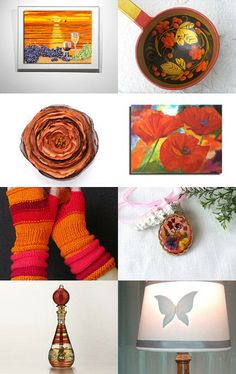 Beautiful Sunset  by michelledmonaco on Etsy--Pinned with TreasuryPin.com