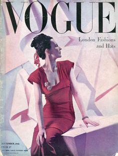 Vogue UK, September 1946