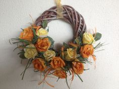 Twistart roses...