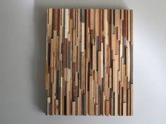 Modern Wood Wall Art Home Decor Wood Wall Art-Rustic decor