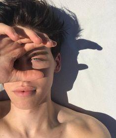 Poses male selfie 15 Fun