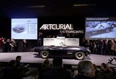 A 1961 #Ferrari 250 GT SWB California Spyder that was part of the collection sold for $18.5 million, including the buyer's premium. Artcurial had offered a pre-sale estimate of $12-15 million for the car, but the actual sale price broke a record for that particular model.