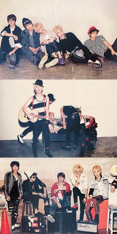 Love the SHINee crew :] ♡