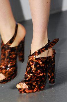 Thierry Mugler at Paris Fashion Week Spring 2013