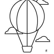Balloon template - Free Printable Coloring Pages Of Hot Air Balloons Coloring Pages To Print, Free Printable Coloring Pages, Coloring Pages For Kids, Coloring Sheets, Easy Drawings For Kids, Drawing For Kids, String Art Diy, Balloon Template, Kindergarten Coloring Pages