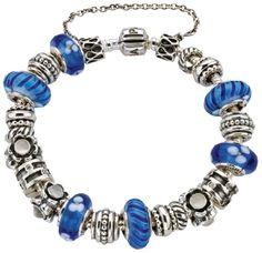 Finished Bracelets::Little Treasure Trove