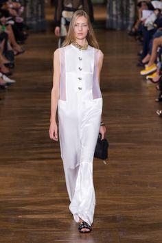 A estreia de Bouchra Jarrar na Lanvin - Vogue   Desfiles
