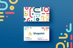Geometric Graphic Design, Graphic Design Branding, Graphic Design Posters, Identity Design, Graphic Design Inspiration, Kids Graphic Design, Identity Branding, Kids Branding, Corporate Design