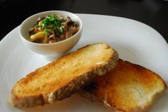 Salata de ciuperci cu maioneza si ghimbir