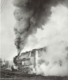Chicago, Burlington & Quincy's O-5A No.5634 at Mendota, Ill in November 1956 - from Classic Trains, Fall 2012, photo by Jim Shaughnessy