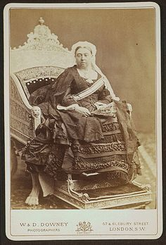 Queen Victoria, Empress of India