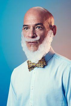 Bubbleissimo – De jolies barbes et moustaches faites en bulles de savon