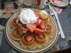 Pocahontas Pancake House-Virginia Beach, VA @Shelley Popielewski Miller
