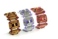 Cosmo Cuff Bracelet Pattern Instant Download